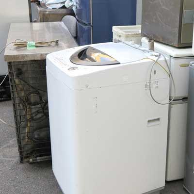 冷蔵庫や全自動洗濯機